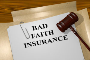 Bad Faith in Disability Insurance Claims